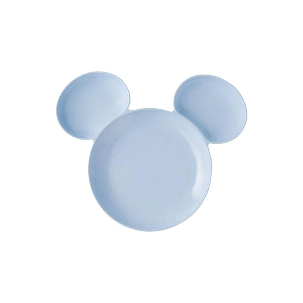 프랑프랑 미키마우스 멜라민 식판 블루