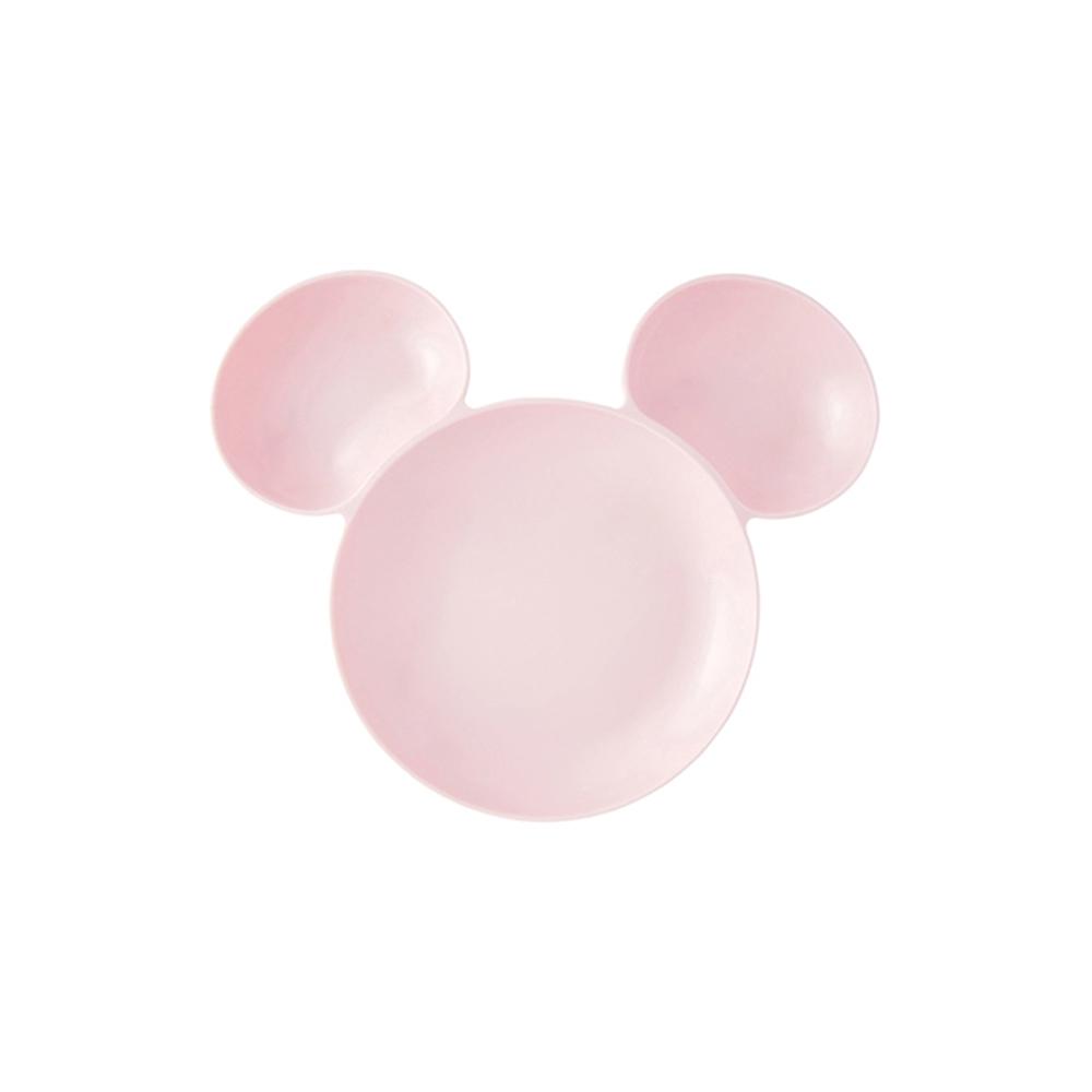 프랑프랑 미키마우스 멜라민 식판 핑크