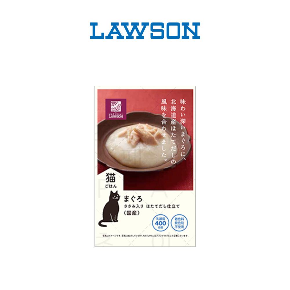 LAWSON 고양이 사료 참치 닭 가슴살 가리비 스프