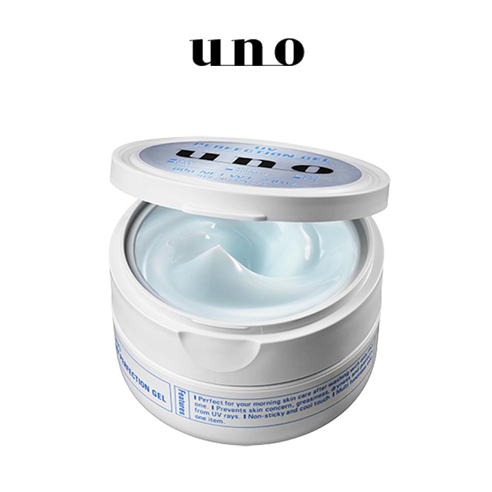 우노UV 퍼펙션젤 남성용 올인원크림 80g
