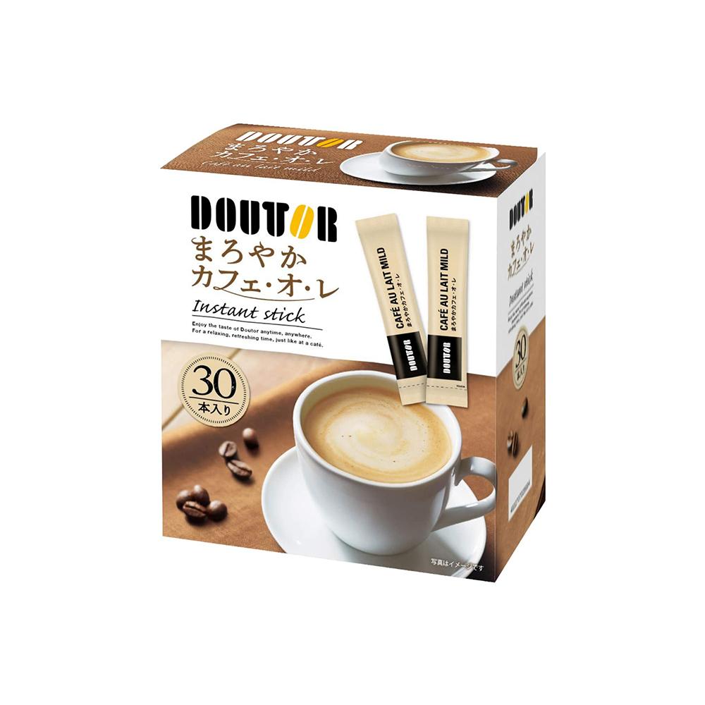 도토루 부드러운 카페오레 스틱 커피 30개입