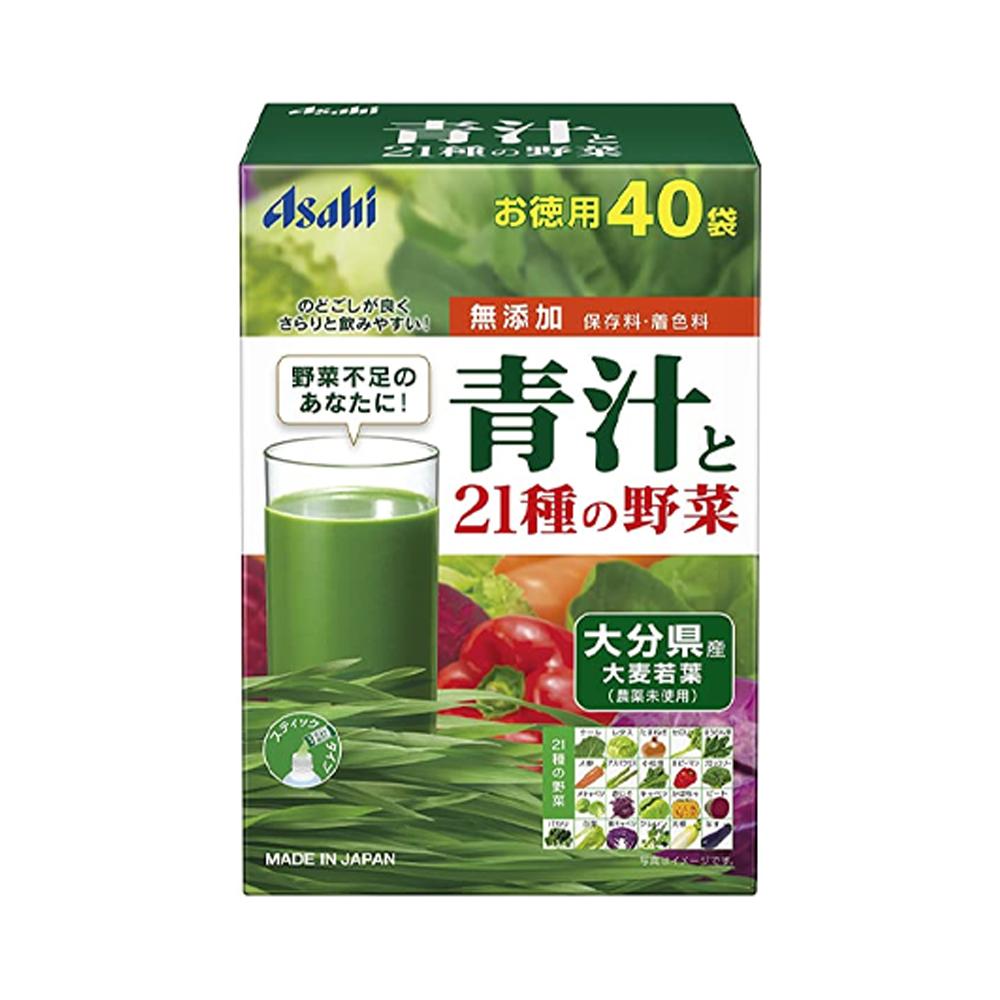 아사히 보리새순 녹즙과 21종야채