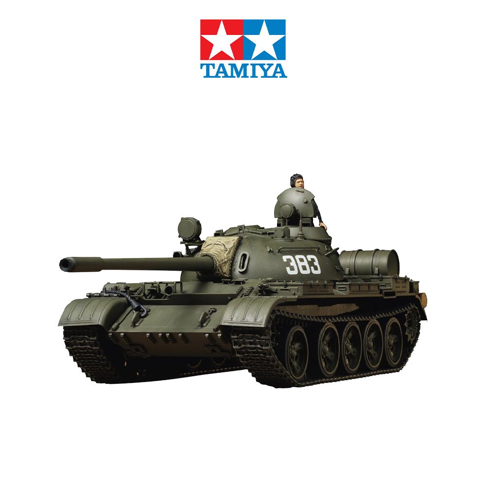 타미야 1 35 35257 소비에트 전차T-55A 35257