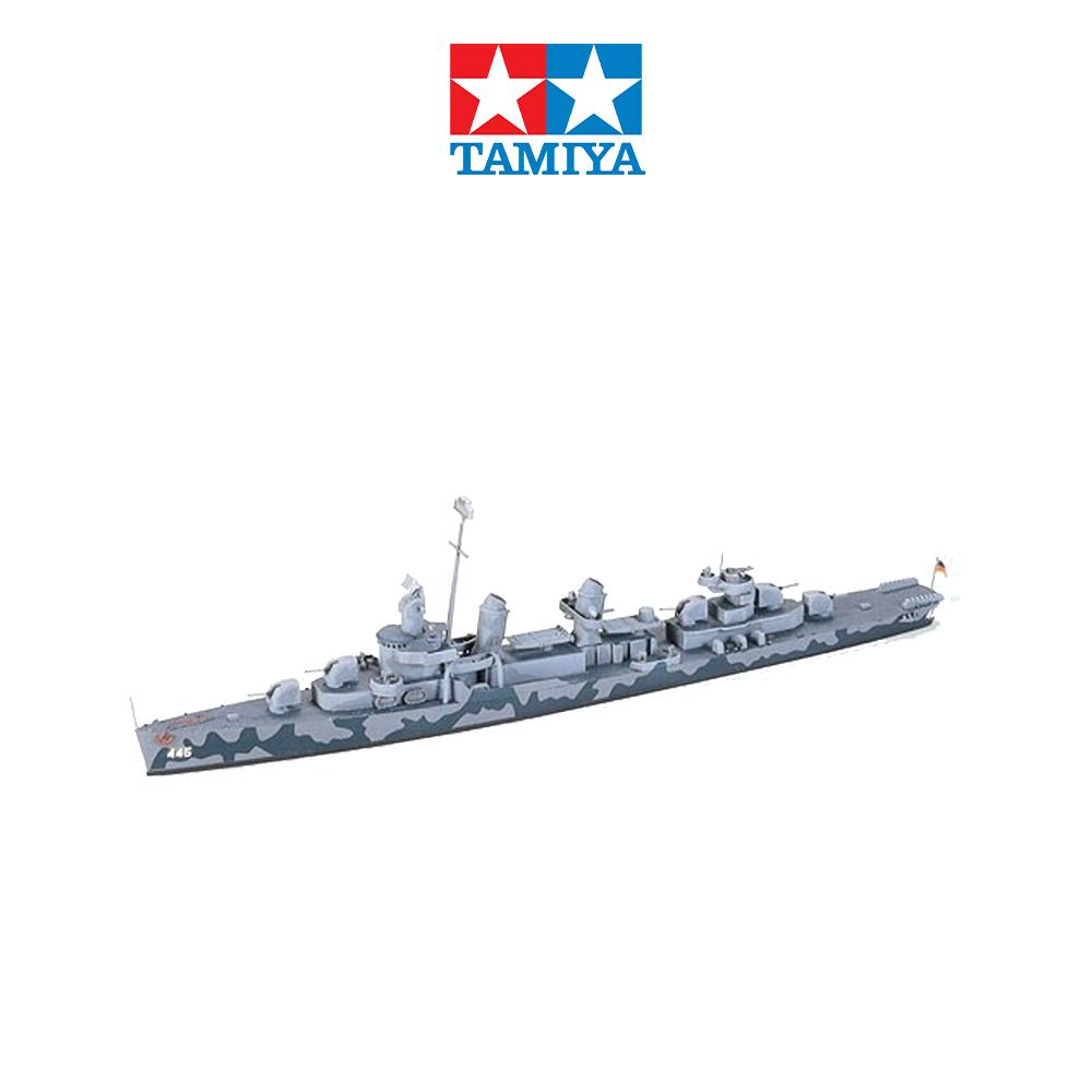 타미야 1 700 31902 미국 해군 구축함 DD445 플레처