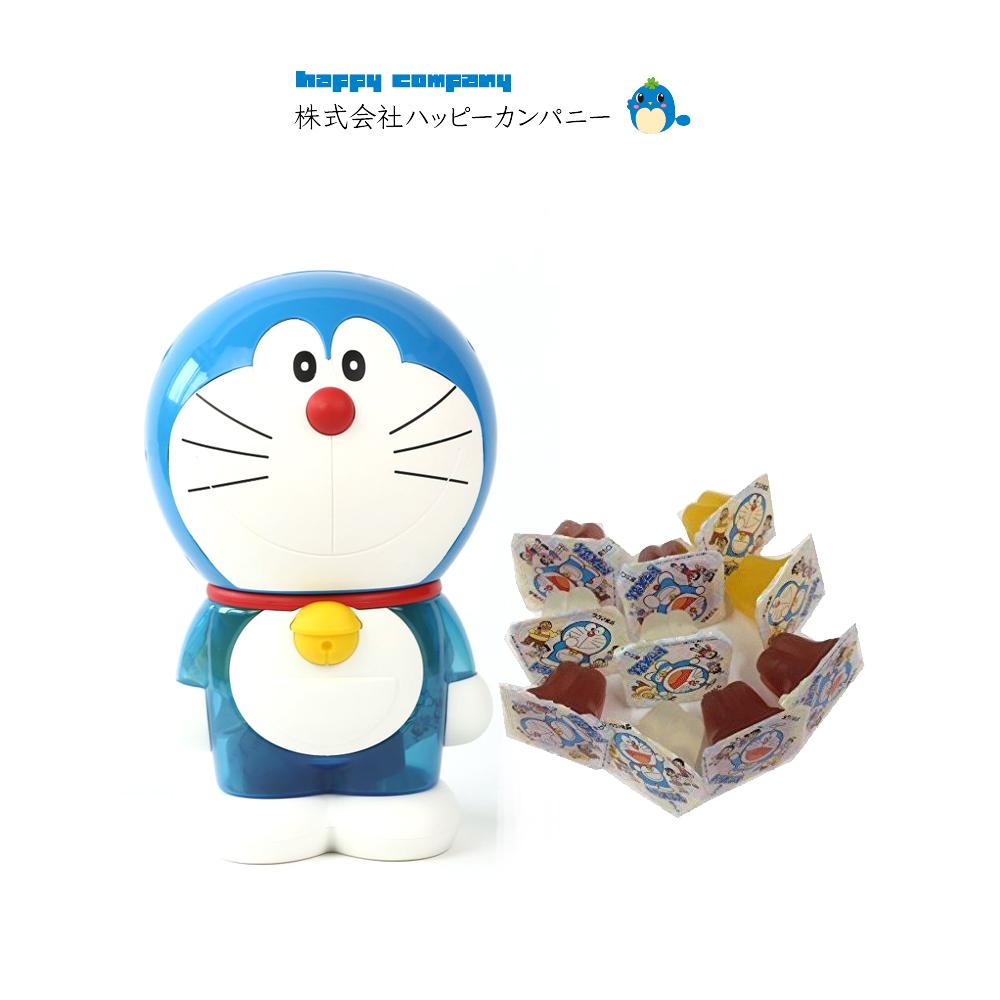 타쿠마식품 도라에몽 과일 젤리 265g