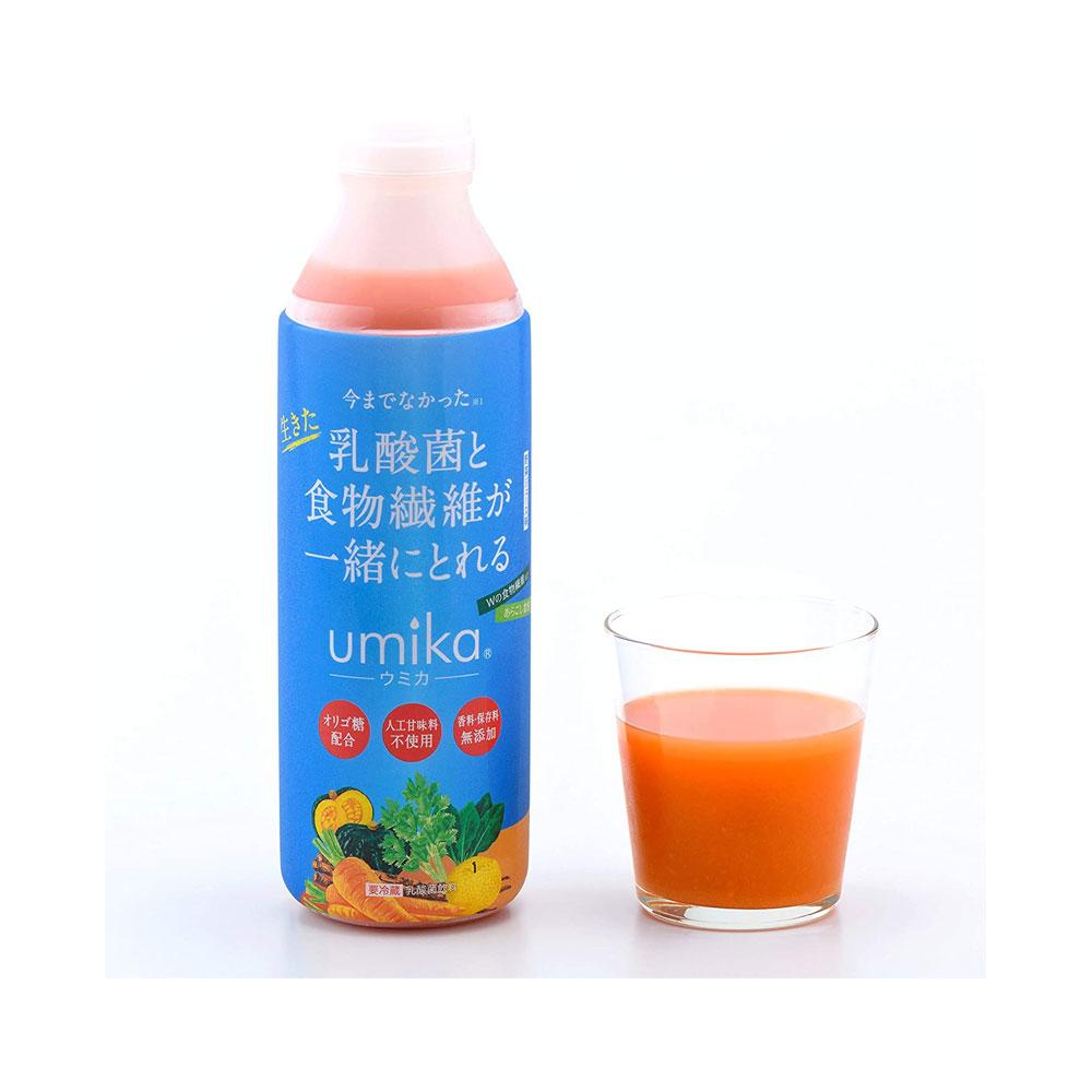 카네료 유산균 음료 우미카 700ml 4병